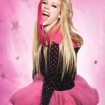 Avril – outspoken and rebellious