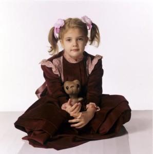 Drew Barrymore childhood Drew Barrymore