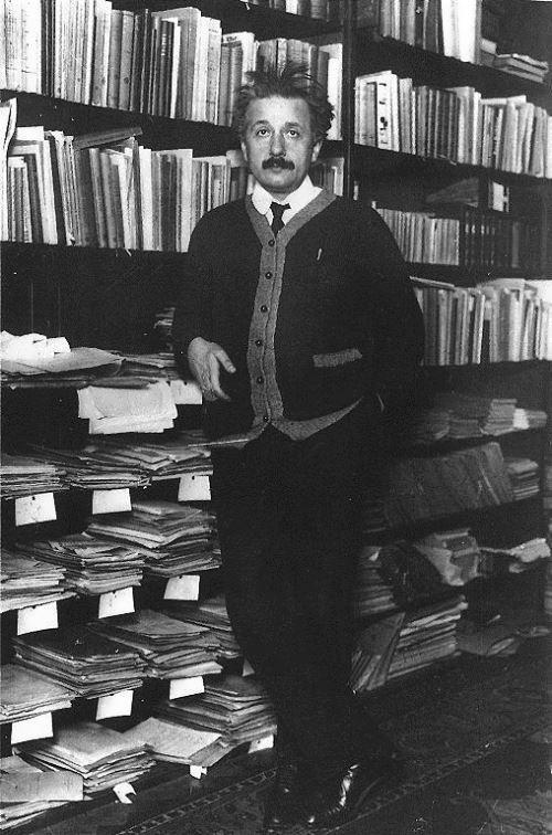 Albert Einstein – the greatest scientist of the 20th century
