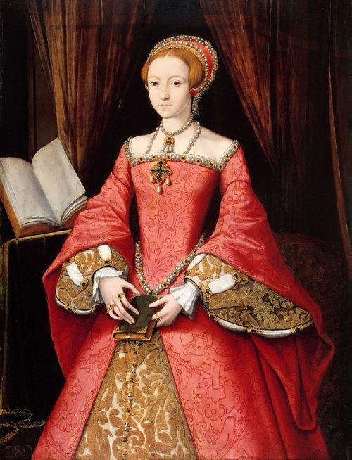 Elizabeth I, 1546