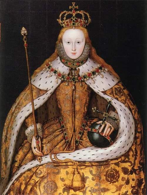 Elizabeth I. Coronation