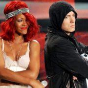 Eminem and Rihanna