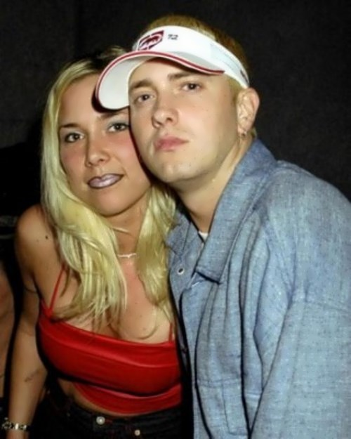 Em and his wife