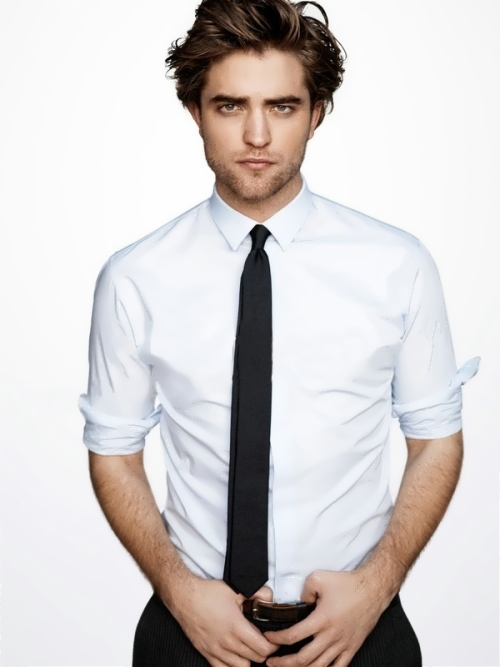 Robert Pattinson – British actor and musician