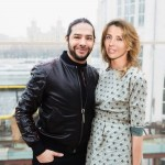 Joaquin and Svetlana Bondarchuk