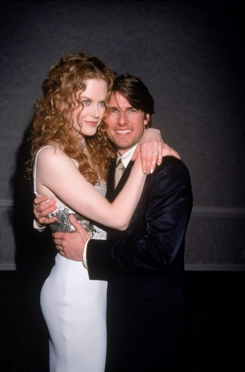 Tom and Nicole Kidman