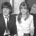 Paul and Jane Asher