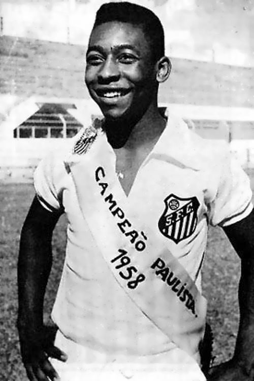 Pele young