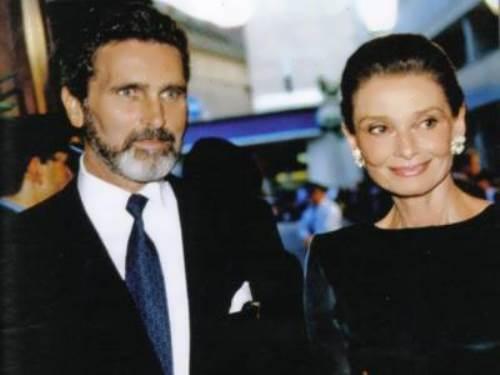 Hepburn and Robert Wolders