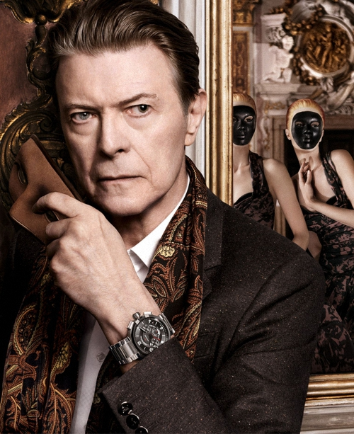 David Bowie – person of great talent