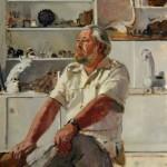 Gerald Durrell (1925–1995) by Ken Howard