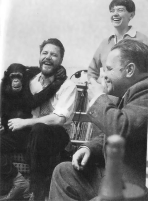 gerald durrell 1925 1955 famous naturalist and Gerald gerry malcolm durrell, obe (7 january 1925 – 30 january 1995) was an english naturalist, zookeeper, conservationist, author, and television presenterhe founded what is now called the durrell wildlife conservation trust and the jersey zoo (now durrell wildlife park) on the channel island of jersey in 1958, but is perhaps best remembered for writing a number of books based on his .