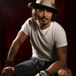Depp – handsome actor