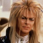Bowie in the movie Labyrinth (1986)