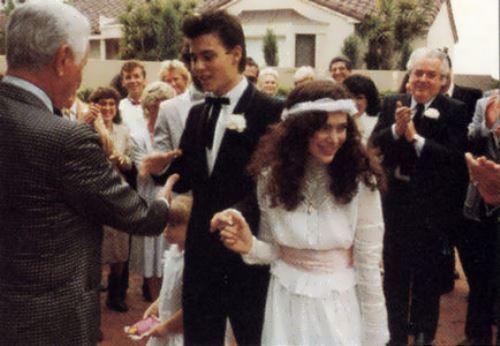 Depp and Lori Anne Alison