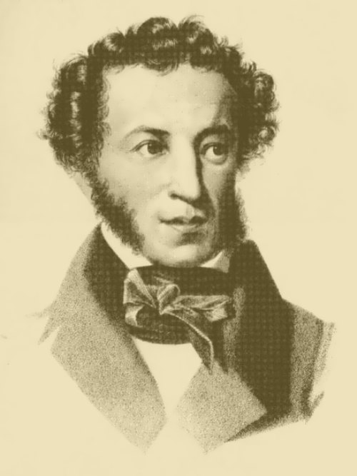 Alexander Pushkin – great Russian poet