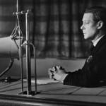 His famous radio speech on December 11, 1936