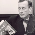 Fleming is reading Casino Royale