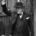 Winston Churchill – British prime minister