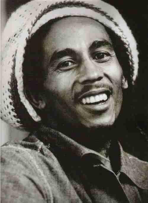 Bob Marley - music legend