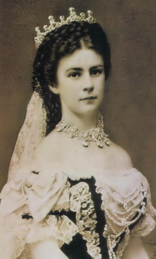 Sissi - favorite empress of Austria