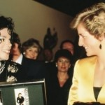 Jackson and Princess Diana