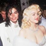 Jackson and Madonna
