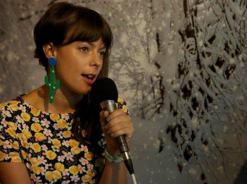 Lenka - Australian pop singer