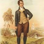 Burns - author of numerous poems