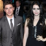 Zac and Lily Collins