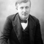 Edison in 1880