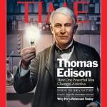 Edison, Time magazine 2010