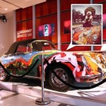 The car of Janis Joplin