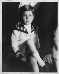 John in 1922