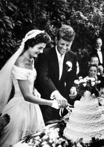 Wedding of Kennedy