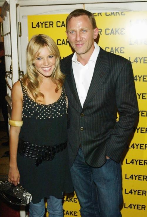 Sienna Miller and Daniel