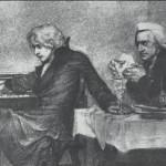 Mikhail Alexandrovich Vrubel. Illustration to Pushkin's Mozart and Salieri