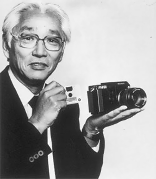Akio Morita - Sony Corporation founder