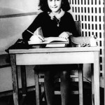 Anne Frank - little Jewish girl