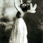 Isadora based her dancing on natural rhythms and movements