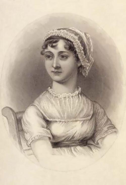 Jane Austen - English writer