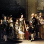 Portrait of a family of King Charles IV, 1800 Prado, Madrid