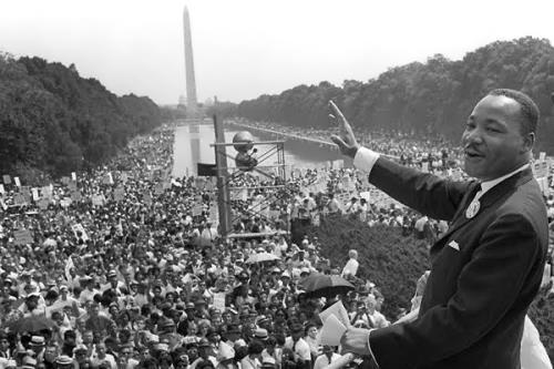 Martin Luther King Jr. - African American minister
