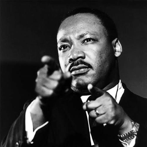 Martin Luther King Jr. - Civil Rights Leader