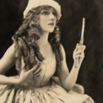 Mary Pickford – divine nymph