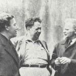 Rivera - Trotsky – Breton, 1938