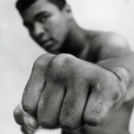 Ali - float like a butterfly, sting like a bee