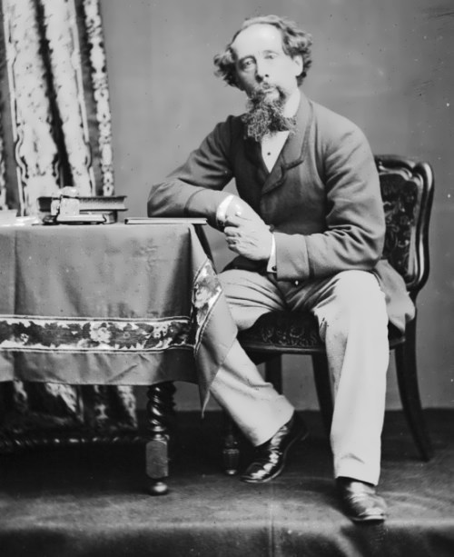 Charles Dickens - writer of life-changing stories