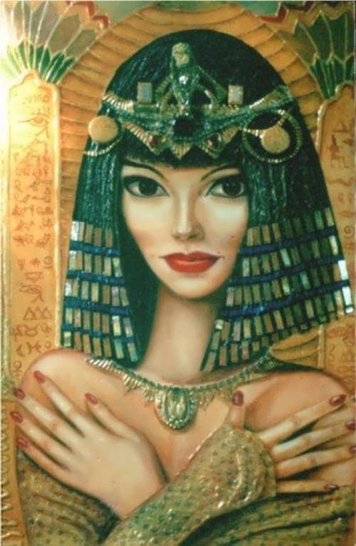 Cleopatra - Philopator of Egypt
