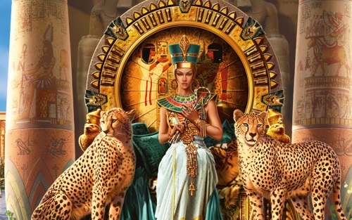 Cleopatra VII - Queen of Egypt